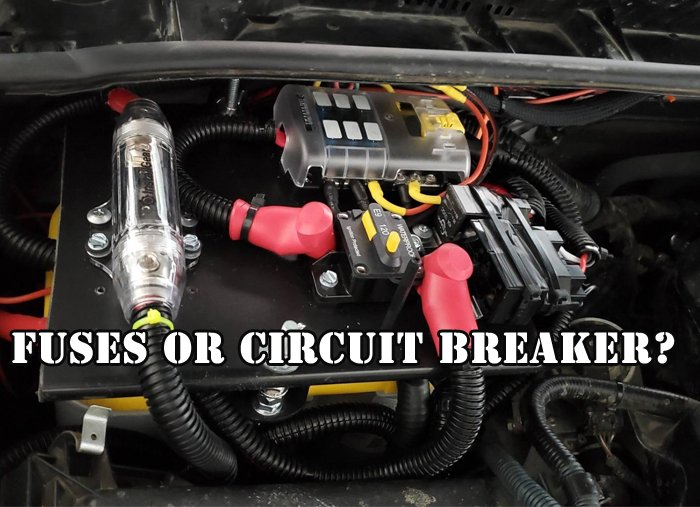 Cars should have electronic circuit breakers instead of fuses?